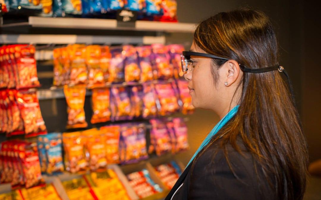 eye tracking retail