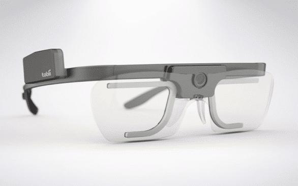 Vi använder endast eye tracking-utrustning från Tobii