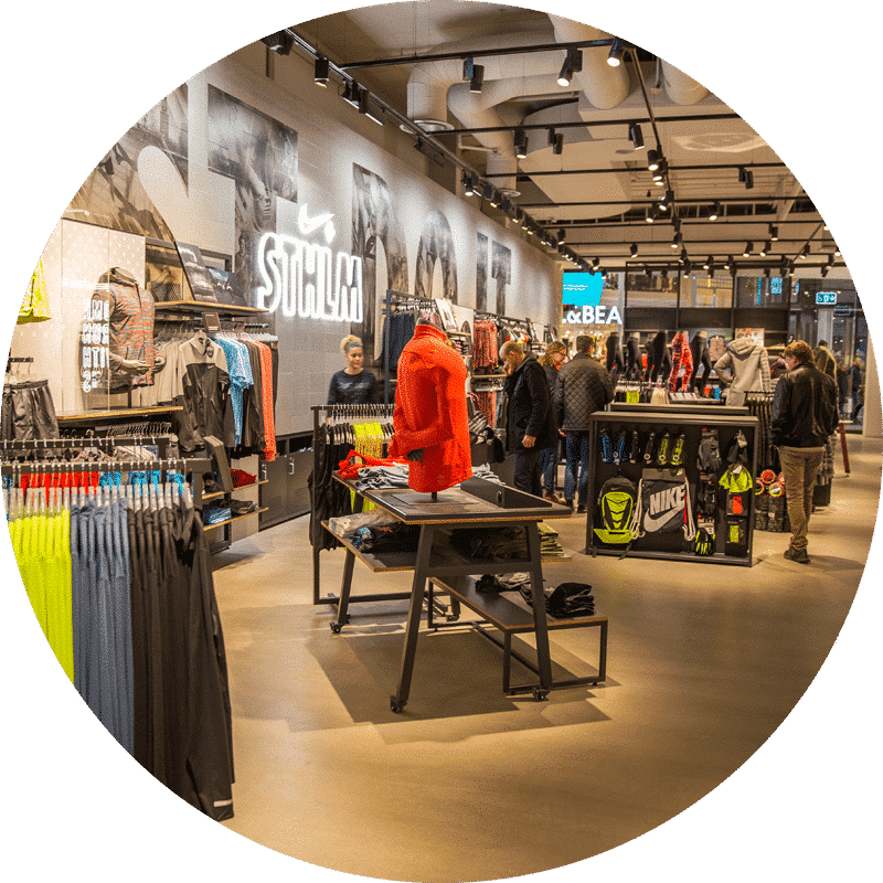 Location analytics för retail
