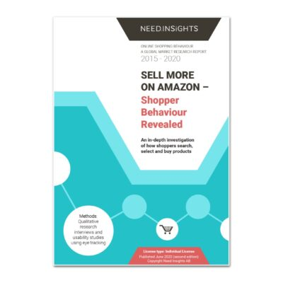 Cover image - Amazon report