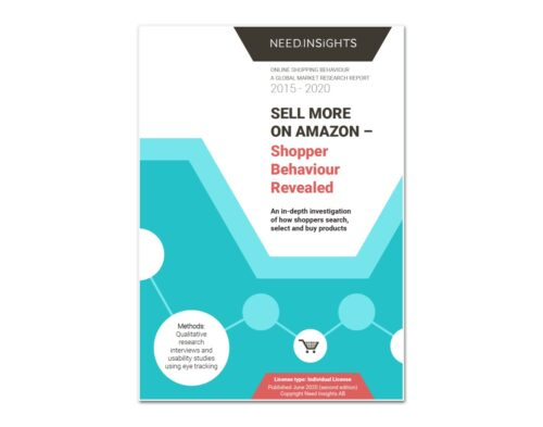 Cover image - Amazon report