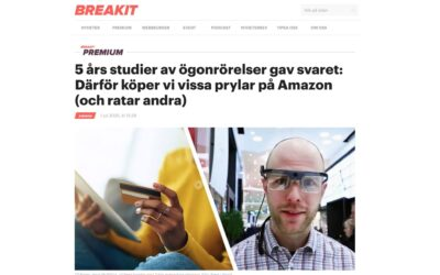 Intervju på BREAKIT